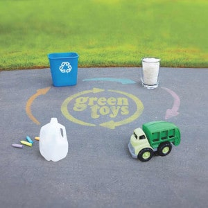 green toys eco-friendly gifts for children of all ages