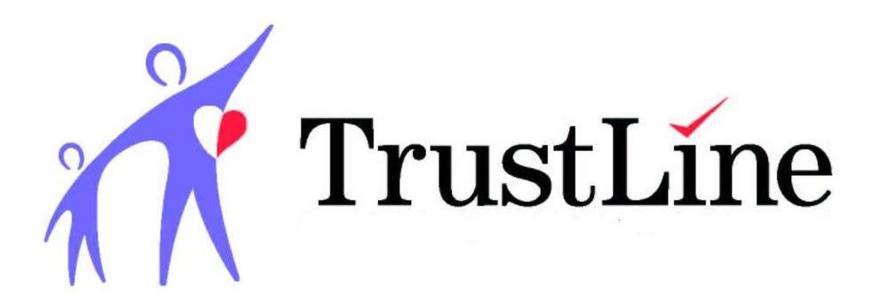 Trustline Verified Logo, professional childcare in Los Angeles, fingerprinted and background checked educated childcare